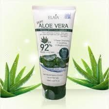 Wholesale foam cleanser: Elaia Pure Aloe Vera Natural Multi Foam Cleanser