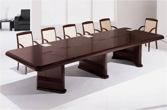 Office Furniture Classic Wooden Conference Table ...