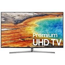 Wholesale samsung: Samsung Electronics UN65MU9000 65-Inch 4K Ultra HD Smart LED TV (2017 Model)
