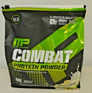 Wholesale protein: MusclePharm COMBAT Protein Powder 6lb