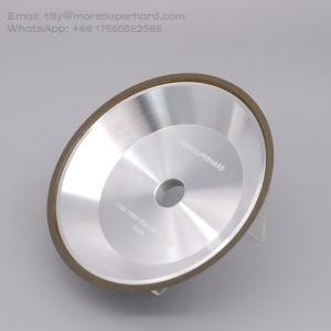 Wholesale synthetic diamond powders: 11V2  Resin Bond Diamond Grinding Wheel for Tungsten Carbide