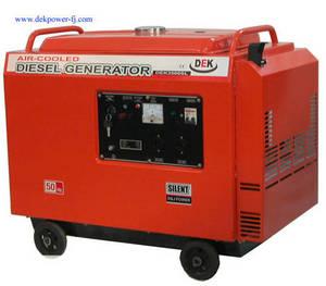 Wholesale ats diesel generator: Silent Diesel Generator