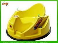 Interesting UFO Bumper Car Used Amusement Park Kiddie Ride