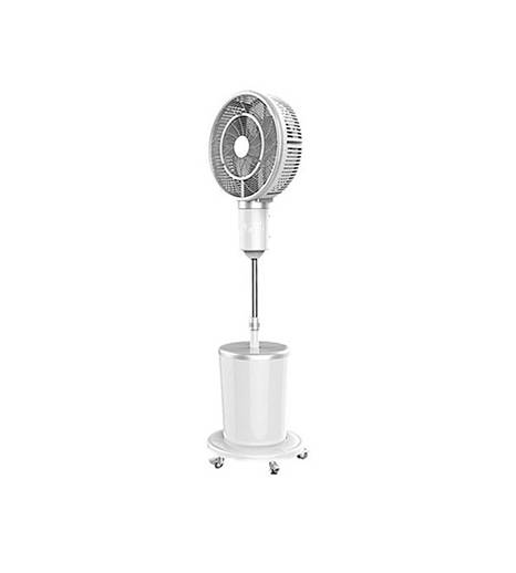 evaporative air cooler: Sell Water Spray Fan + J-18P