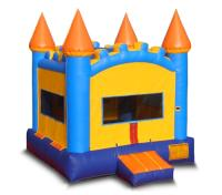 4*4mHot Sale Inflatable Cartoon Castle for Kids Outdoor Inflatable Equipment Amusement Popular Giant