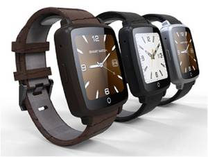 Wholesale stopwatch watch: Dual Bluetooth Smart Watch with Ios & Andriod