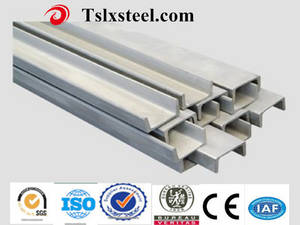 Wholesale steel channel: Galvanized Channel Steel, Structural Steel Weight Chart C Channel, JIS Standard U Channel
