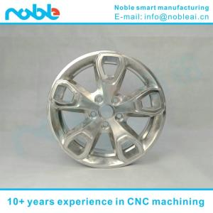 Wholesale auto wheel: CNC Machined Aluminum Alloy Auto Wheel