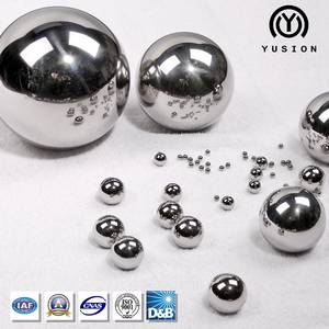 Wholesale carbon steel balls: Yusion Low Carbon Steel Ball