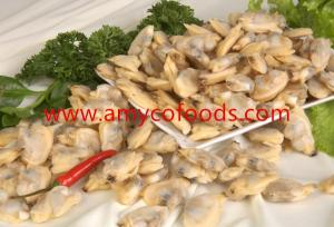 Wholesale Shellfish: Frozen Short Neck Cooked Clam Meat Good Taste