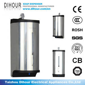 Wholesale Liquid Soap Dispensers: Touch Free Automatic Soap Dispenser Machine