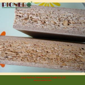 Wholesale Other Boards: Hot Sale Competitive Price Melamine Particle Board for Furniture