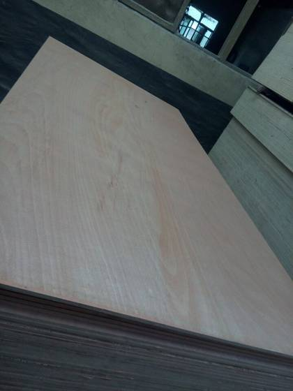 Sell 9mm Okoume commercial plywood