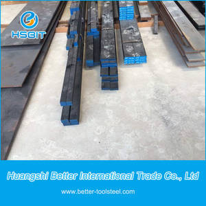 Wholesale Steel Round Bars: 1.2080 Cold Work Tool Steel