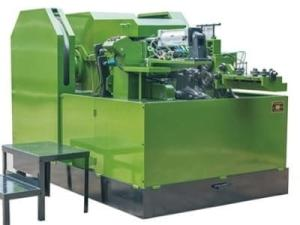 Wholesale 3d6b header machine: Three Die Six Blows Parts Cold Forging Machine