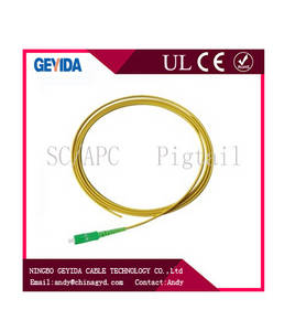 Wholesale Network Cards: Lc/UPC OM3 Fiber Optic Pigtails