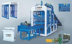 Wholesale brick force welding machine: QT4-15 Full-automatic Brick Making Machine