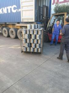 Wholesale iron roller: 8 Inch Rice Rubber Roller Cast Iron Drum