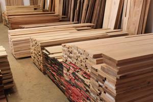 Wholesale lumber: White and Red Oak Lumber / Oak Wood Lumber
