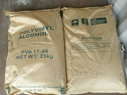 Wholesale construction: PVA 1799 Polyvinyl Alcohol /Pvoh/Poval for Textile/ BF-17