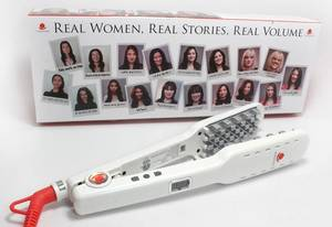 Wholesale hair iron: VOLOOM Hair Volumizing Iron