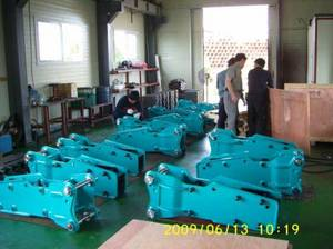 Wholesale jcb parts: Hydraulic Breaker