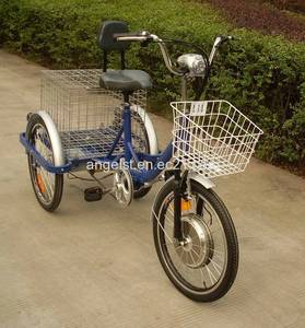 Wholesale Tricycles: Shopping Electric Trike Electric Tricycle (AG-S28)