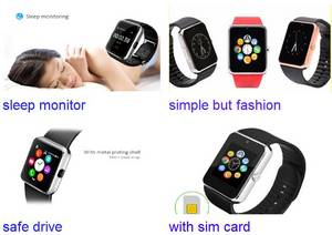 Wholesale sport watches: Hot Bluetooth 3.0 Android SIM Card Applicable Mobile Sport Smart Watch