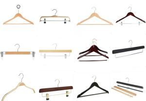 Wholesale clothes hanger: Hot Selling Wooden Clothes Hangers