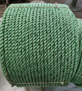Wholesale standard size: Polyester (PES) FDY Twisted Ropes