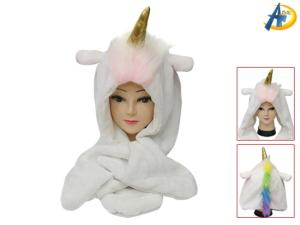 Wholesale hat: Despicable Me Unicorn Movie Plush Hat Cap