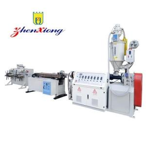 Wholesale pvc products: Hot Sale PVC, PP, PE Single-wall Corrugated Pipe Production Line