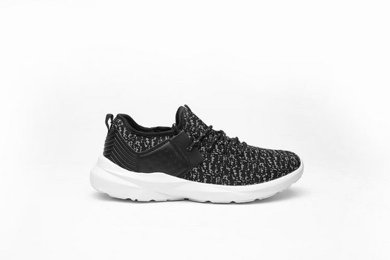 2018 New Arrival Fashion Men Sport Athletic Shoes with Flyknit From Jinjiang Shoe Factory