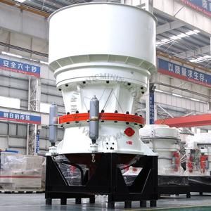 Wholesale stone cone crusher machine: Hot Sale HST Single Cylinder Hydraulic Cone Crusher with Good Price