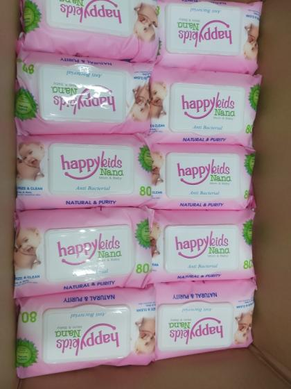 Sell 80 sheets Happy kids Pink, best price for Distributor