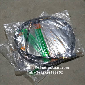 Wholesale clutch cable: Sinotruk Howo WG9925570212 Cable Accelerator