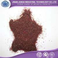 Hardness 8.0 20/40 Mesh Garnet Sand Used for Under Water Cleaning Equipment