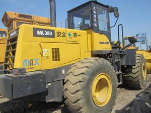 Wholesale used loader: Used Komatsu WA380 Wheel Loader