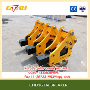 Wholesale breaker hammer for excavator: Side Type Hydraulic Breaker Concrete Breaker