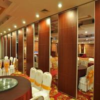Wooden Movable Partition