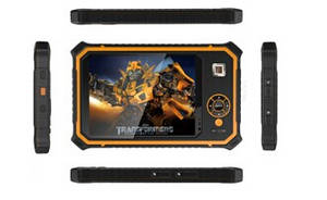 Wholesale industrial tablet pc: Rugged Tablet PC 8 Inch IP67 Industrial Tablet Android RFID Barcode Scanner Tablet PC