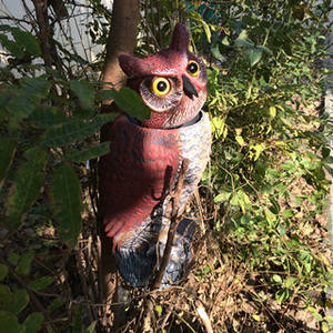 Wholesale pest repeller: Wind-activated Rotating Head Owl Decoy