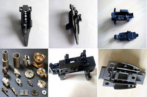 Wholesale steel nails: Steel Investment Castings for Nail Guns