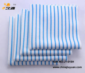 Wholesale Cleaning Cloths: Microfiber Weft-knitted Cloth with Hard String