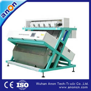 Wholesale color sorter: ANON CCD Color Sorter for Rice Mill