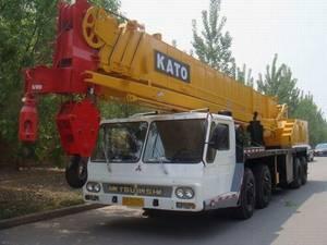 Wholesale used truck crane: Kato Crane Nk 500e-v Kato Crane 50 Ton Truck Crane Used  50 T Kato Crane Used KATO Crane 50 Ton NK50