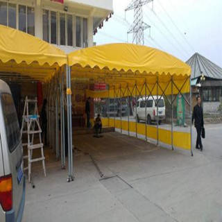 Sell Galvanized pipe push and pull tents, Guangzhou push and pull tents factory
