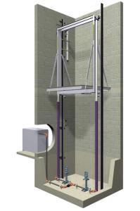 Wholesale elevators: Hydraulic Pressure Elevator