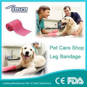 Wholesale Surgical Tape: EC & FDA Certified Orthopedic Fiberglass Casting Tape for Animal