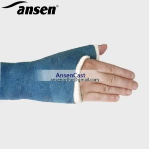 Wholesale x ray: Excellent X-ray Radiolucency Orthopedic Cast Tape Fracture Bandage Colored Surgical Bone Fixation